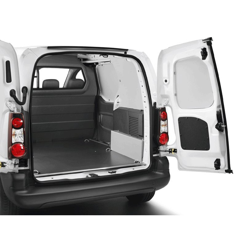 parois polypropyl ne pour utilitaire nissan nv200. Black Bedroom Furniture Sets. Home Design Ideas