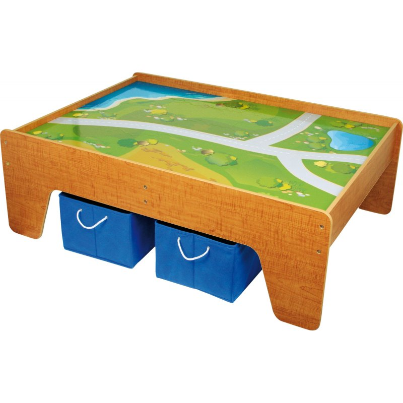 small foot table de jeu pour les enfants. Black Bedroom Furniture Sets. Home Design Ideas