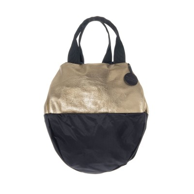 sac cuir or DalZotto - 650 L.A - casque moto