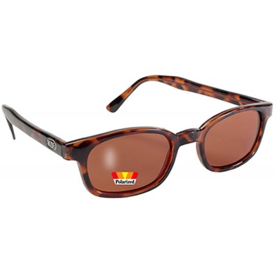 KD's 20029 -1 polarized tortoise amber sunglasses by cachalo