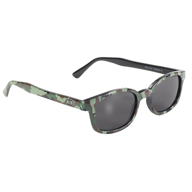 1 - lunettes soleil X-kd's Camouflage 1021 - cachalo.com