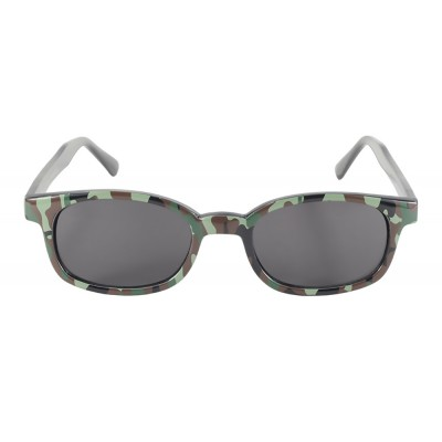 2 - lunettes soleil X-kd's Camouflage 1021 - cachalo.com