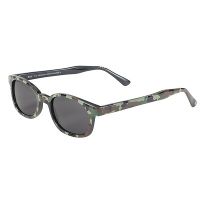 3 - lunettes soleil X-kd's Camouflage 1021 - cachalo.com
