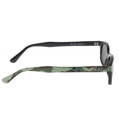 8 - lunettes soleil X-kd's Camouflage 1021 - cachalo.com