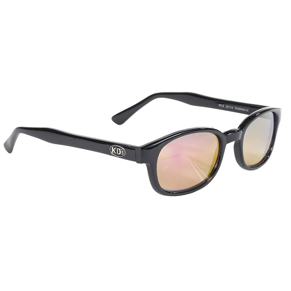 KD's 20114 -1 clear color mirror sunglasses by cachalo