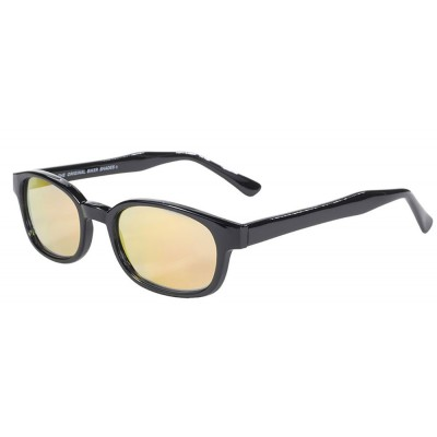 KD's 20114 -3 clear color mirror sunglasses by cachalo