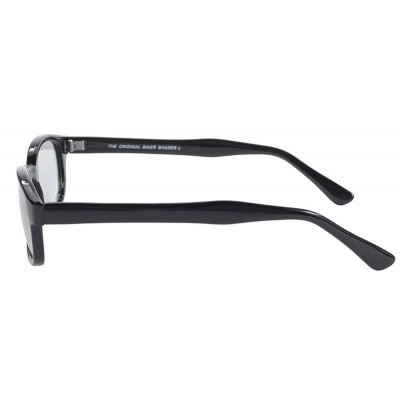 KD's 20114 -4 clear color mirror sunglasses by cachalo