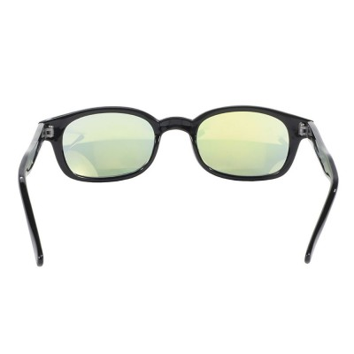 KD's 20114 -6 clear color mirror sunglasses by cachalo