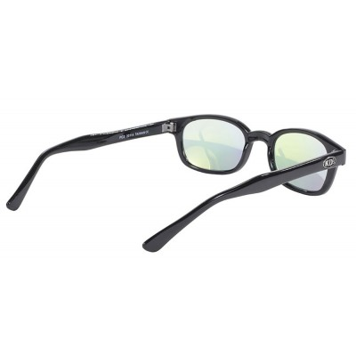 KD's 20114 -7 clear color mirror sunglasses by cachalo
