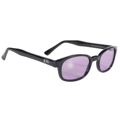 KD's 21216 -1 - light purple sunglasses par cachalo