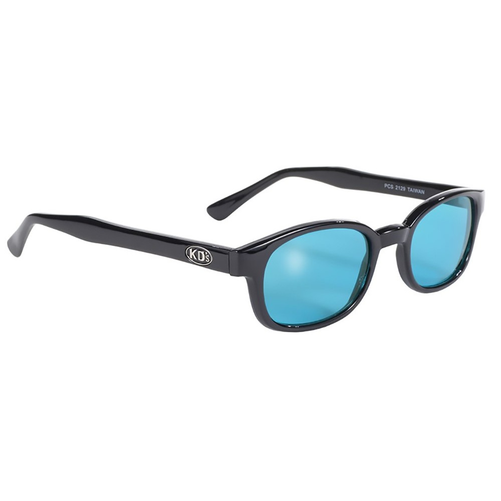 1 - lunettes soleil kd's Turquoise 2129 - cachalo.com