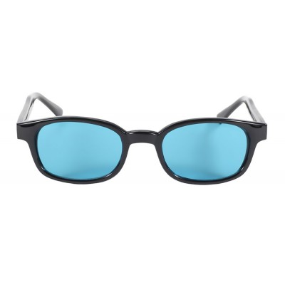 2 - lunettes soleil kd's Turquoise 2129 - cachalo.com