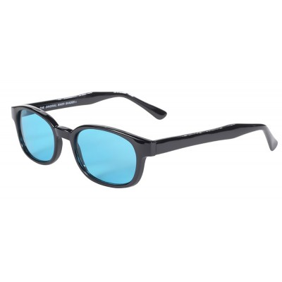 3 - lunettes soleil kd's Turquoise 2129 - cachalo.com