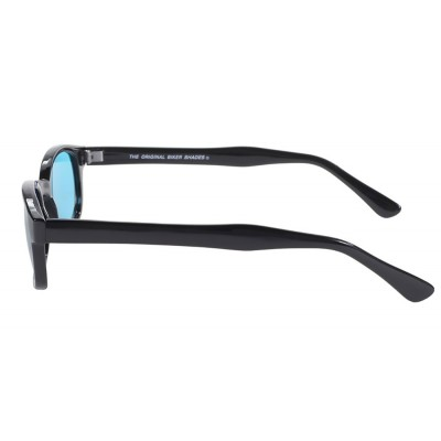 4 - lunettes soleil kd's Turquoise 2129 - cachalo.com