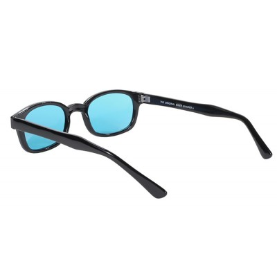 5 - lunettes soleil kd's Turquoise 2129 - cachalo.com
