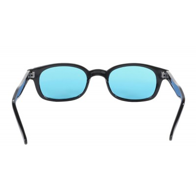 6 - lunettes soleil kd's Turquoise 2129 - cachalo.com