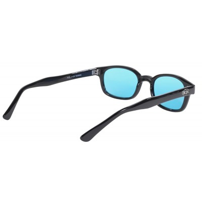 7 - lunettes soleil kd's Turquoise 2129 - cachalo.com