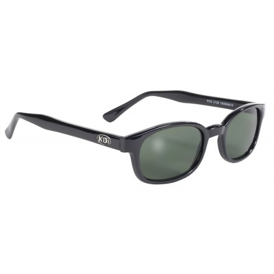 KD's 2126 -1 - dark green sunglasses par cachalo