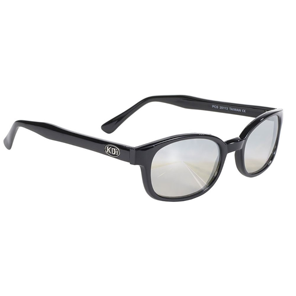 KD's 20113 -1 - clear mirror sunglasses par cachalo