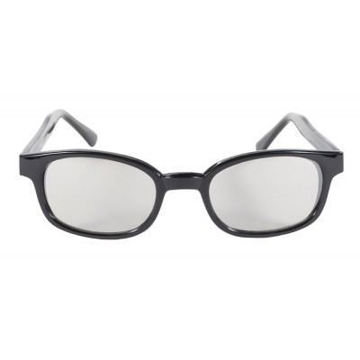 KD's 20113 -2 - clear mirror sunglasses par cachalo