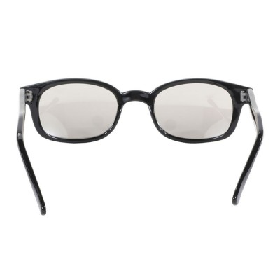 KD's 20113 -6 - clear mirror sunglasses par cachalo
