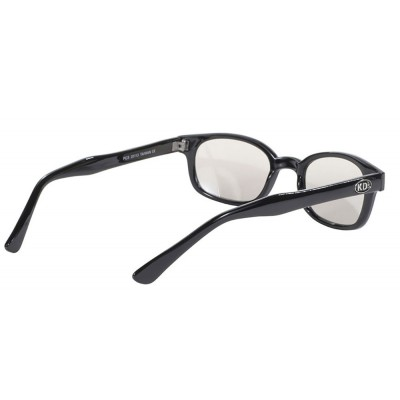 KD's 20113 -7 - clear mirror sunglasses par cachalo