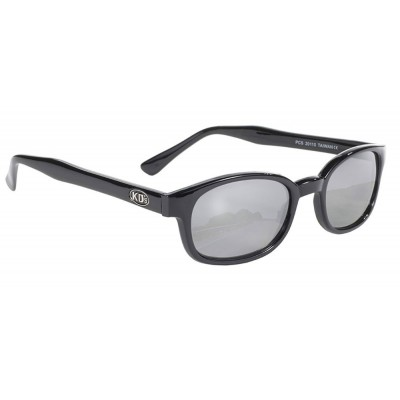 KD's 20110 -1 - silver mirror sunglasses by cachalo