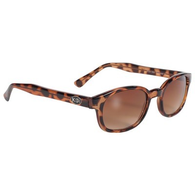 KD's 200 -1 - tortoise brown pale sunglasses by cachalo