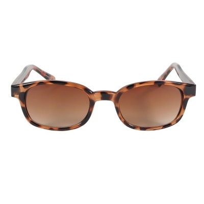 KD's 200 -2 - tortoise brown pale sunglasses par cachalo
