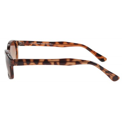 KD's 200 -4 - tortoise brown pale sunglasses par cachalo