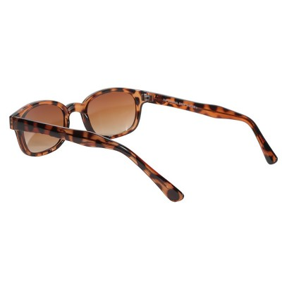 KD's 200 -5 - tortoise brown pale sunglasses par cachalo