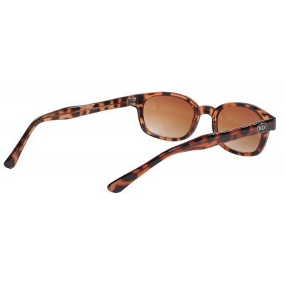 KD's 200 -7 - tortoise brown pale sunglasses par cachalo