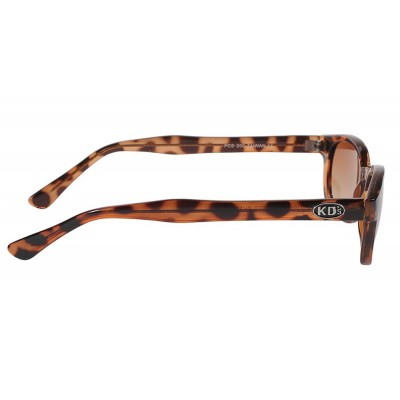 KD's 200 -8 - tortoise brown pale sunglasses par cachalo