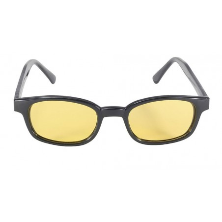 KD's 20129 -3 polarized yellow sunglasses par cachalo