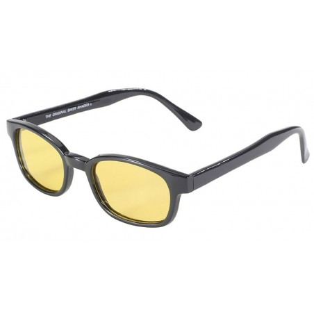 KD's 20129 -4 polarized yellow sunglasses par cachalo