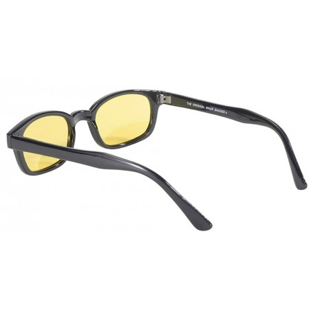 KD's 20129 -6 polarized yellow sunglasses par cachalo