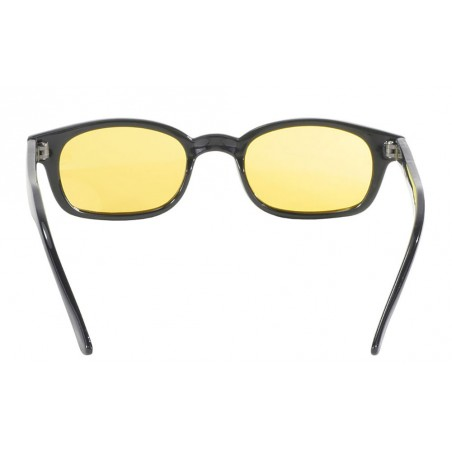 KD's 20129 -7 polarized yellow sunglasses par cachalo
