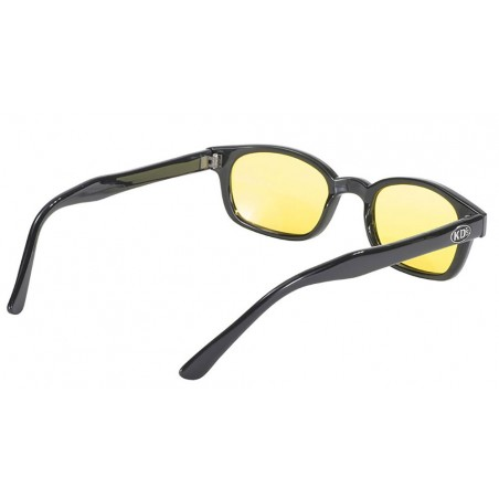 KD's 20129 -8 polarized yellow sunglasses par cachalo