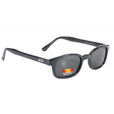 X-KD's 1019 -1 polarized grey lens sunglasses by cachalo