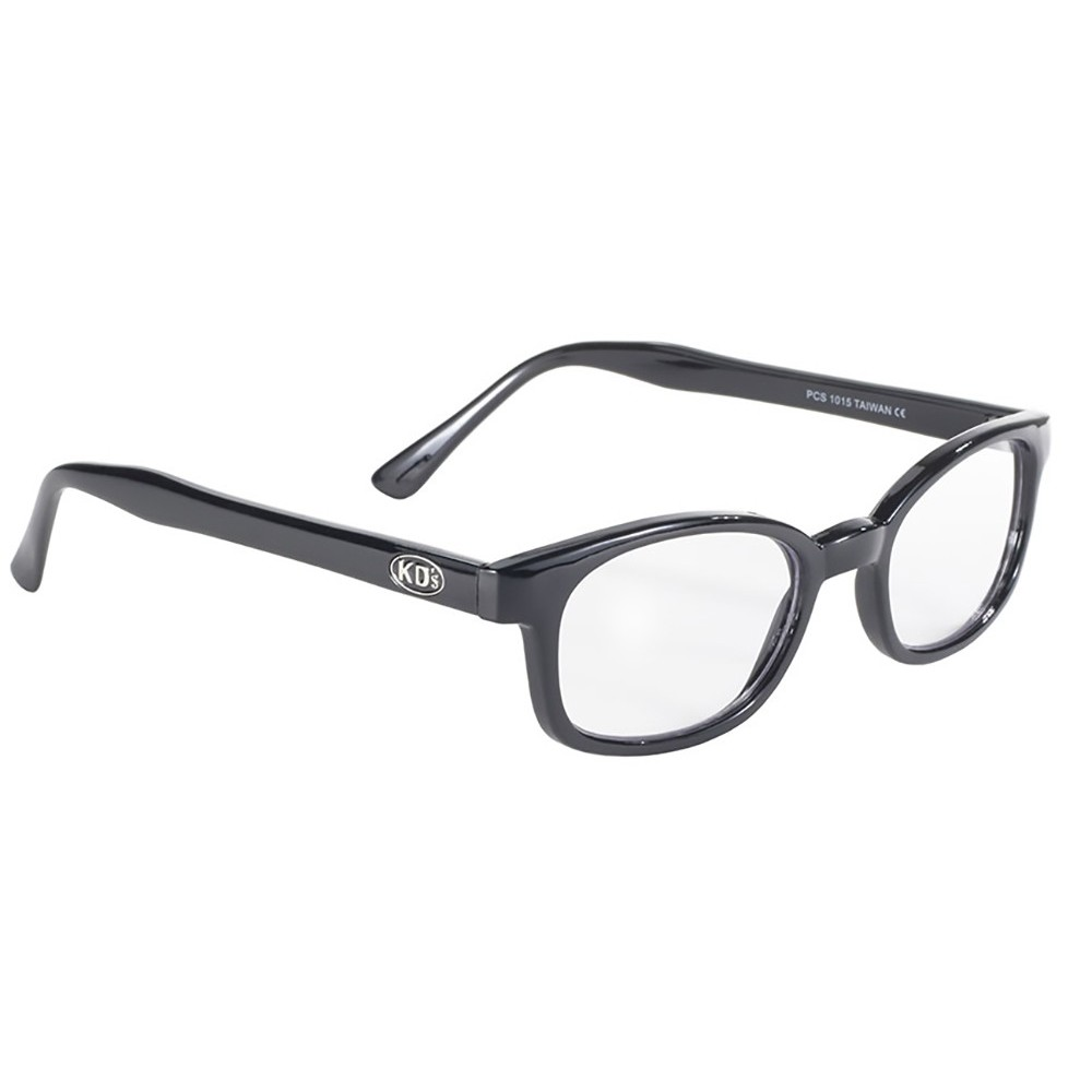 X-KD's 1015 -1 clear lens sunglasses by cachalo