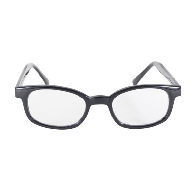 X-KD's 1015 -2 clear lens sunglasses by cachalo