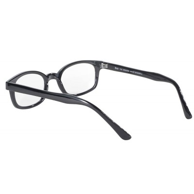 X-KD's 1015 -5 clear lens sunglasses by cachalo