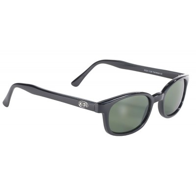 X-KD's 1126 -1 dark grey sunglasses by cachalo