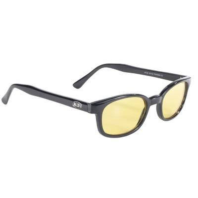 X-KD's 10112 -1 yellow lens sunglasses by cachalo