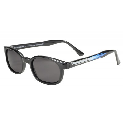 X-KD\'s 1227 -4 pipe smoke sunglasses by cachalo