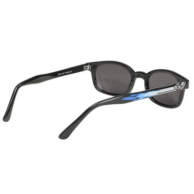 X-KD\'s 1227 -8 pipe smoke sunglasses by cachalo