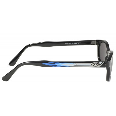 X-KD\'s 1227 -9 pipe smoke sunglasses by cachalo