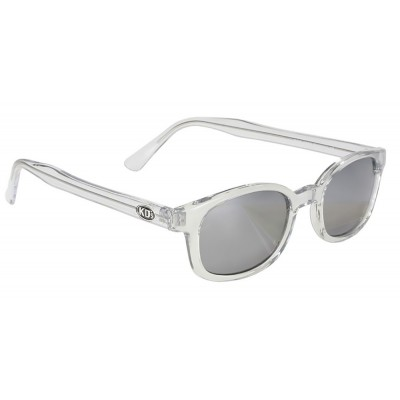 X-KD's 1200 -1 Chill silver mirror sunglasses by cachalo