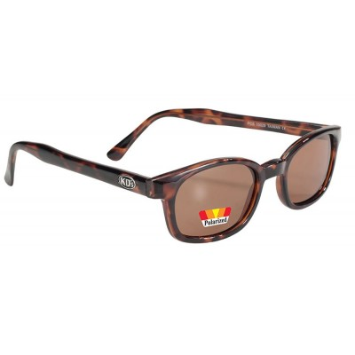 X-KD's 10029 -1 tortoise amber polarized sunglasses by cachalo
