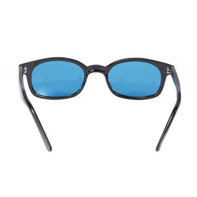 6 - lunettes soleil X-kd's turquoise 1129 - cachalo.com